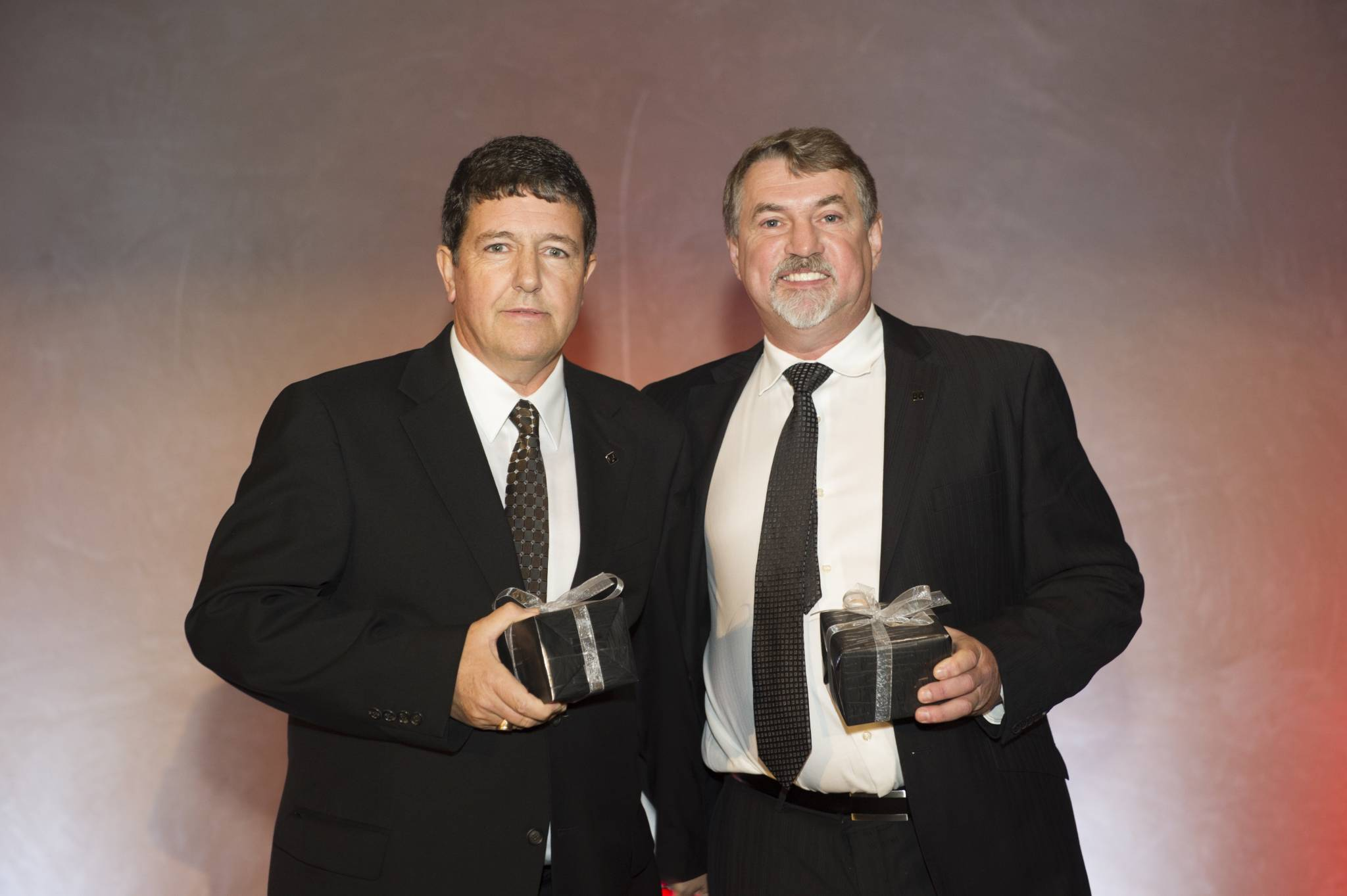 2015 Bob Martin et Dale Sutherland