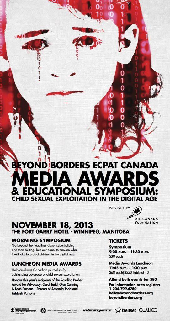 Beyond Borders Poster 2013
